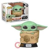 POP Star Wars Mandalorian The Child in Carrier