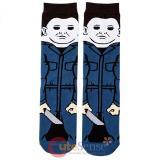 Michael Myers 360 Character Crew Socks