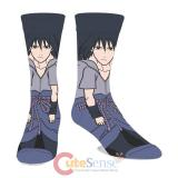 Naruto Sasuke Crew Socks