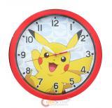 Pokemon Wall Clock  -9.5in