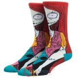 The Nightmare Before Christmas Sally 360 Character Crew Sock