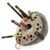 Friday The 13th Pencil Holder