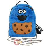 Sesame Street Cookie Monster Mini Wristlet Bag