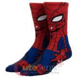 Marvel Spiderman Crew Socks