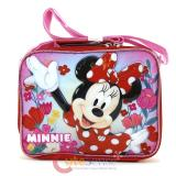 Disney Minnie Mouse School Insulated Lunch Bag - Happy Bow