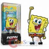 SpongeBob Pin Figpin