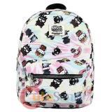 Naruto X Hello Kitty  Mini Backpack Chibi