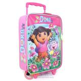 Dora The Explorer Dora & Boots Rolling Luggage, SuiteCase/Travel Bag