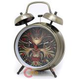 The Alchamy Guild  Skull Alarm Clock : Cooper