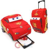 Disney Cars Mcqueen Rolling Luggage, Suite Case -3D Shape