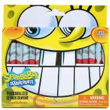 Nick Sponge Bob 36 Colors Crayon Party Flavor