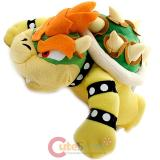 "Super Mario Bros  Bowser Plush Doll  King Koopa 9 ""-Large"