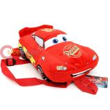 Disney Cars Mcqueen Plush Doll Backpack