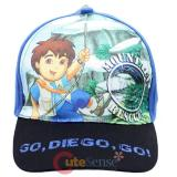 Go Deigo Go Baseball Cap Kids Hat -Mountain Resaue Blue