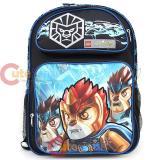 Lego Legends of Chima Large School Backpack Lunch Bag Set