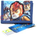 Lego Legends of Chima Kids Wallet - Trifold Wallet