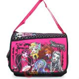 Monster High School  Messenger Bag Shoulder Bag  : Best Ghoul Friends