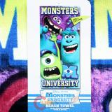 Monsters University Group  Beach Towel MU Bath Towel