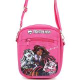 Monster High Canvas Small Messenger Bag , Shoulder Cross Bag