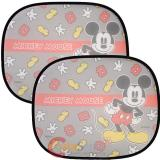 Disney Mickey Mouse  Rare Window Sun Shade - 2pc Auto Accessories