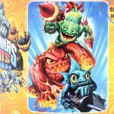 "Sky Landers Plush Microfiber Throw Blanket : Twin ""LITTLE GIANT """