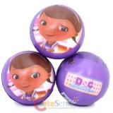 Disney Jr. Doc Mcstuffins Bouncing Play Ball Set :3pc