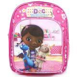 """Disney Jr. Doc Mcstuffins School Small  Backpack 10"""" Toddler Bag"""