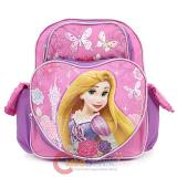 "Disney Princess Tangled Rapunzel School Backpack 12"" Medium Bag"