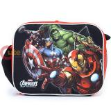 Marvel Avengers Assemble  School Lunch Bag Insulated Snack Box