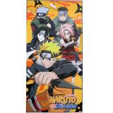 Naruto Shippuden Group Beach Towel ,Cotton  Bath Towel