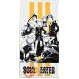 Soul Eater Group Beach Towel ,Cotton  Bath Towel