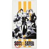 Soul Eater Group Beach Towel ,Cotton  Bath Towel