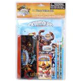 Sky Landers School Stationery Set 11pc Study Kit
