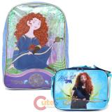Disney Brave  Large School Backpack with Lunch Bag Set