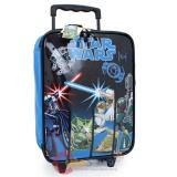 Star Wars Rolling Luggage Suite Case Travel Bag -Soft Case