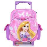 "Disney Princess Tangled Rapunzel  School  Backpack 12"" Roller Bag-Beauty of Light"