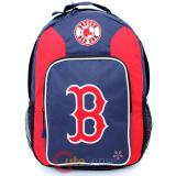 MLB Boston Red Sox School Backpack Large Book Bag