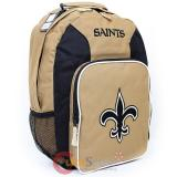 NFL  New Orleans Saints Large  School  Backpack