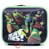 TMNT  Teenage Mutant Ninja Turtles   3D School Lunch Bag / Insulated Box